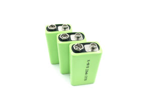 YNB 9V230mAh Ni-MH Battery Cell